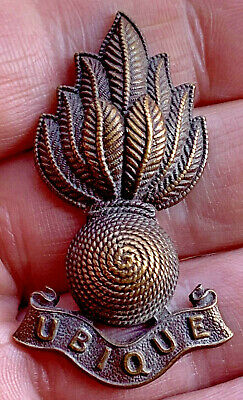 £7.99 • Buy WW2 Royal Engineers Officers Collar Badge By Firmin London