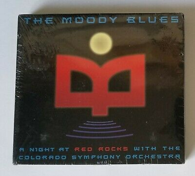 £6.47 • Buy A Night At Red Rocks With The Colorado Symphony Orchestra - Deluxe Edition