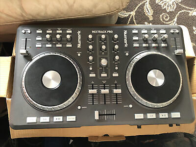 £99.99 • Buy Numark Mixtrack Pro DJ Midi Controller + USB Cable, Barely Used