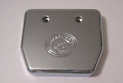 $149.99 • Buy Indian Motorcycle 01-03 Chrome Billet  I Logo  Coil Cover, 88-128