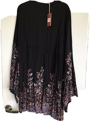 AU95 • Buy Tigerlily Anse Dress Size 14 New With Tags Paid $229.95