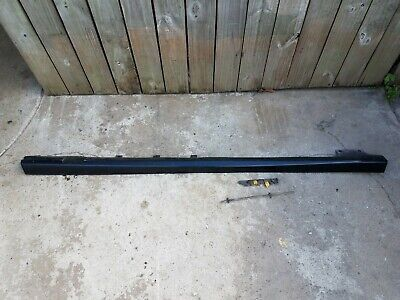 $149 • Buy NO SHIPPING LOCAL PICKUP ONLY 93-02 Firebird Trans Am Side Skirt Ground Effect