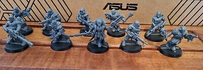 £40 • Buy Warhammer 40k Dark Vengeance Chaos Cultists And Tetchvar Cultists Champion