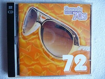 £6.45 • Buy Time Life Sounds Of The 70s  72 2-CD's  TL 469/10  1972