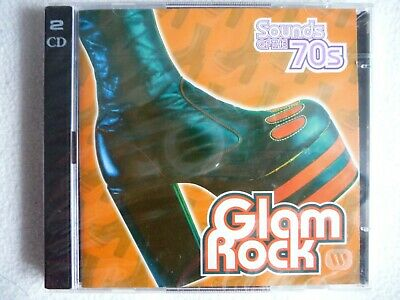 £19.80 • Buy Time Life Sounds Of The 70s Glam Rock  2-CD's  TL 469/31  New Sealed