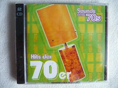 £60.28 • Buy Time Life Sounds Of The 70s Hits Der 70er  2-CD's  TL 469/22  New Sealed
