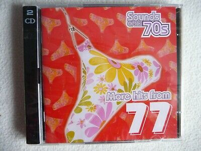 £9.90 • Buy Time Life Sounds Of The 70s More Hits From 77  2-CD's TL 469/15 New Sealed  1977