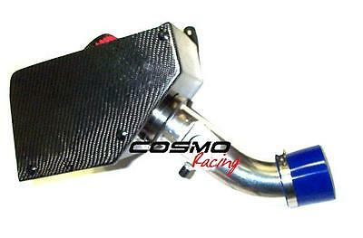 $190.50 • Buy Air Intake + HEAT SHIELD Fit Baja/Forester/WRX/Legacy/Outback TURBO Cold Filter
