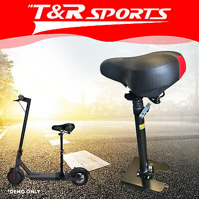AU49.99 • Buy 15% OFF Adjustable Shock-Absorbing Seat Chair Electric Scooter Saddle  For M365