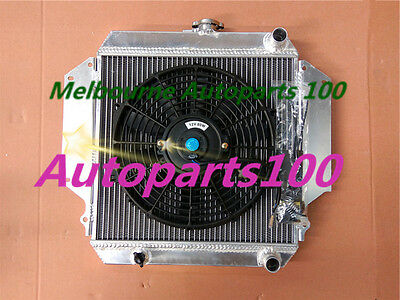 AU186 • Buy QLD GPI Radiator For Suzuki Sierra SJ Series SJ50 1.3L 1985-1989 Manual + Fan