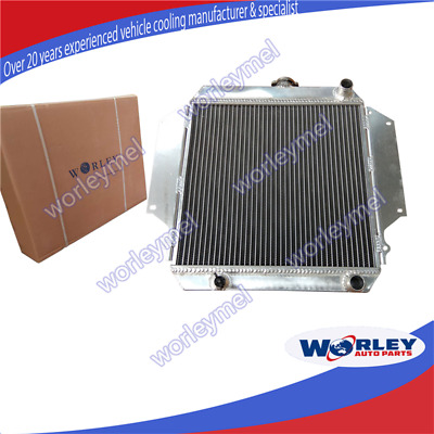 AU155 • Buy Alloy Radiator For SUZUKI SIERRA SJ50 SJ70 HOLDEN Drover NB 1.3 G13A G13BA 84-96