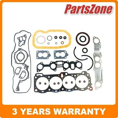 AU65.89 • Buy VRS Cylinder Head Gasket Set Fit For Holden Rodeo KB43 2.6L 4ZE1 88-98 SOHC 8V
