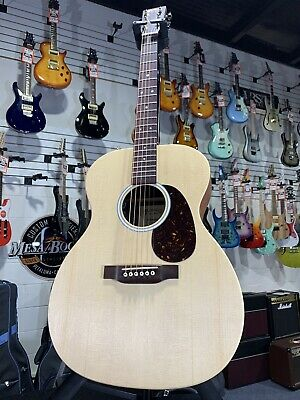 $599 • Buy Martin 000-X2E Acoustic-Electric Guitar - Natural Authorized Dealer Free Ship!