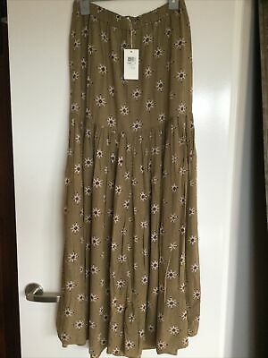 AU90 • Buy Tigerlily Size 14 Soraya Skirt New With Tags