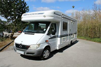 £19999 • Buy Auto Trail Mohican 2 Berth Low Profile Large Rear Washroom Motorhome For Sale