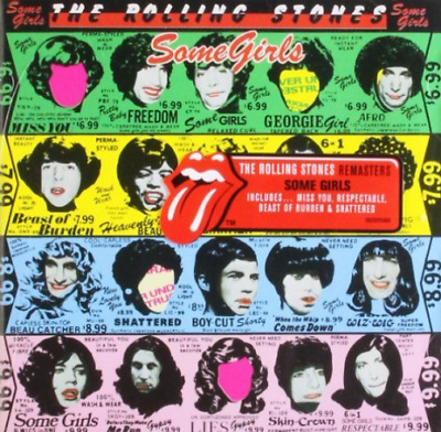 £6.25 • Buy The Rolling Stones-Some Girls (US IMPORT) CD NEW