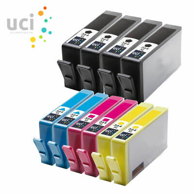 £8.98 • Buy 10 INK Combo UCI Brand Fits For Hp 364XL Photosmart 5520 5524 6510 6520 7510