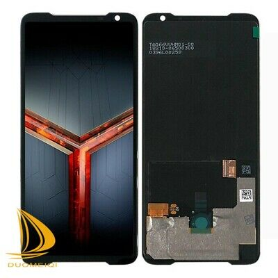 AU180.91 • Buy Suitable For ASUS ROG Phone II ZS660KL LCD Touch Screen Repair Black