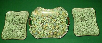 $ CDN3.46 • Buy Royal Winton Grimwades X 2 Small Plates & Cloisonne Dish