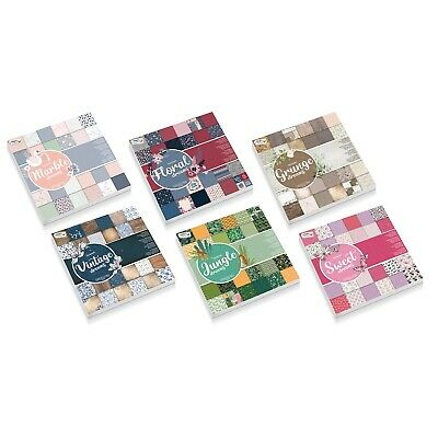 £10.99 • Buy Dreams Inspired Design Paper Pads Scrapbooking Double Sided 30X30CM Craft Art