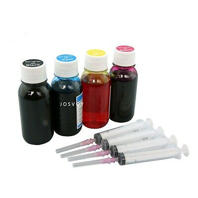 AU22.90 • Buy 4x100ml Refill Ink Kit 39XL For Epson Expression Home XP2105 XP4105