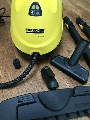 View Details Karcher Steam Cleaner Model SC 1.020 Used Once • 33.00£