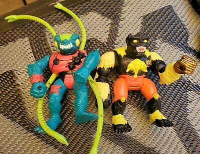 $ CDN65.28 • Buy Lot Of 2 - Vintage 1993 GI Joe (Mega Marines) Bio-Viper & Monstro-Viper