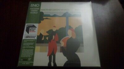 Brian Eno Lp Another Green World Half Speed Mastering New • 11.61£