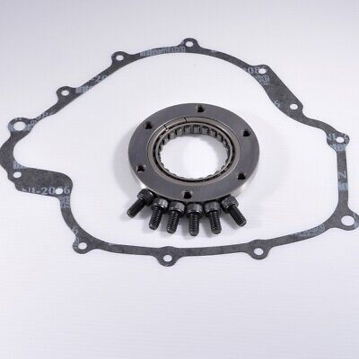 $48.93 • Buy Grizzly 660 2002 One Way Bearing Starter Clutch Gasket Free Wheel For Yamaha