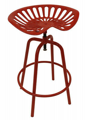AU477.27 • Buy Tractor Seat Swivel Stool - Red. Leigh Country. Free Shipping