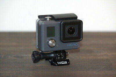 $ CDN80 • Buy GoPro Hero (2014, CHDHA-301) 1080p Action Camera With Accessories Used