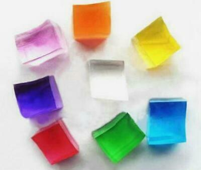 AU3.90 • Buy SQUARE IRREGULAR Large Orbeez Water Beads Crystal Gel Soil Wedding Party Home