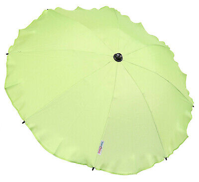 £11.99 • Buy Universal Baby Umbrella Parasol Fit Bugaboo 8 X Buggy Lime Green