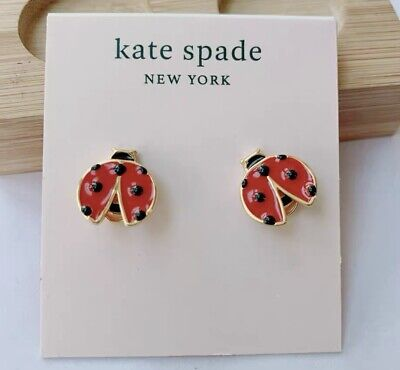 $ CDN28.45 • Buy Kate Spade New York Red Earrings