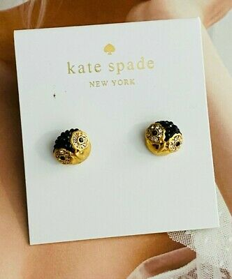 $ CDN7.51 • Buy Kate Spade New York  Golden Penguin Earrings