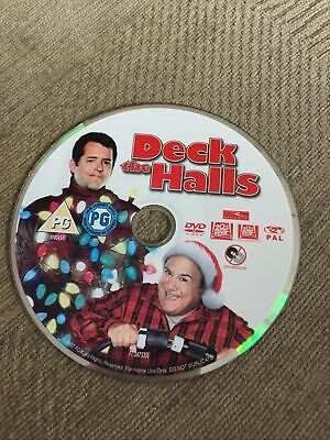 £0.99 • Buy Deck The Halls (DVD, Disc Only No Case Freepost In Very Good Condition *