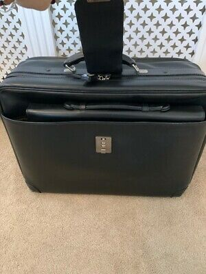 Bally Leather Travel Case With Briefcase. • 250£