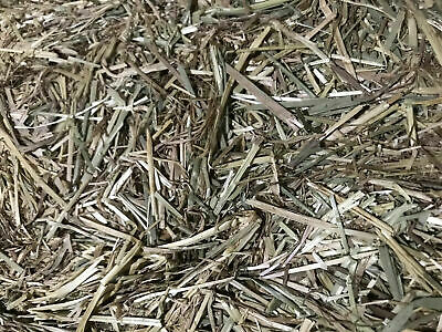 £16.99 • Buy Premium Chopped Hay Bale For Rabbits Horses Small Animals First Cut - 10.5Kg