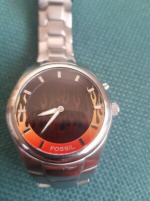 View Details Fossil Flame Big Tic Watch • 40.00£