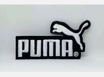 £1.99 • Buy Puma Sports Logo Badge Iron Sew On Embroidered Patch