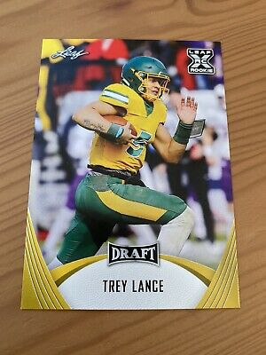 $3.25 • Buy TREY LANCE 2021 LEAF DRAFT Rookie Card #04