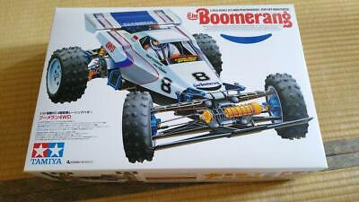 £314.91 • Buy TAMIYA The BOOMERANG 1/10 SCALE R/C HIGH PERFORMANCE 4WD OFF ROAD RACER Reprint
