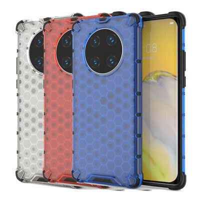 AU5.22 • Buy For Huawei Mate 40 30 Pro 20x V20 V30 Honor 20 Case Honeycomb Shockproof Cover