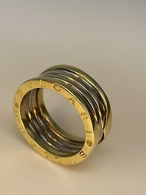 AU999 • Buy BVLGARI Man Ring
