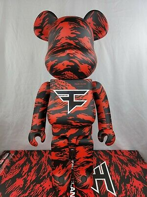 $700 • Buy Faze Clan Medicom Be@rbrick 1000% Xl— Limited Edition In Hand Sold Out