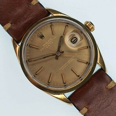 $ CDN2171.73 • Buy Genuine Vintage Rolex Oyster Date 1550 (1973) - Investment & Collectors Watch