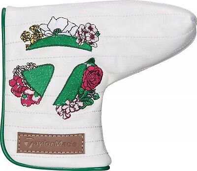 £50.75 • Buy TaylorMade 2021 Season Opener Masters Golf Blade Putter Cover Headcover