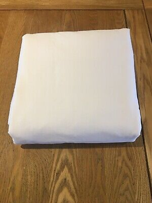 AU27.03 • Buy John Lewis Duvet Cover King Size Egyptian Cotton 400 Thread White