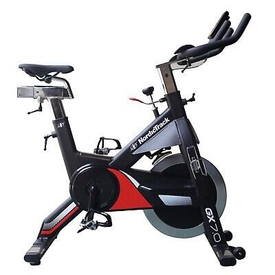2 * Nordic Track GX 7.0 Studio Spin Bikes, Exercise Bike, Barely Used! • 400£