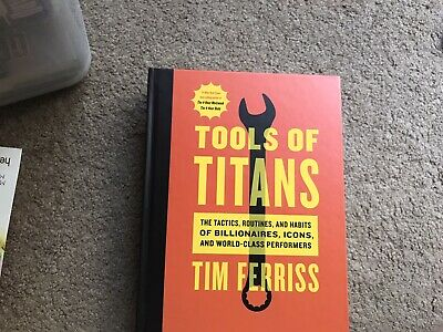 AU0.01 • Buy Tools Of Titans: The Tactics, Routines, And Habits Of Billionaires, Icons, And W